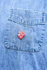 Super Fly Pin