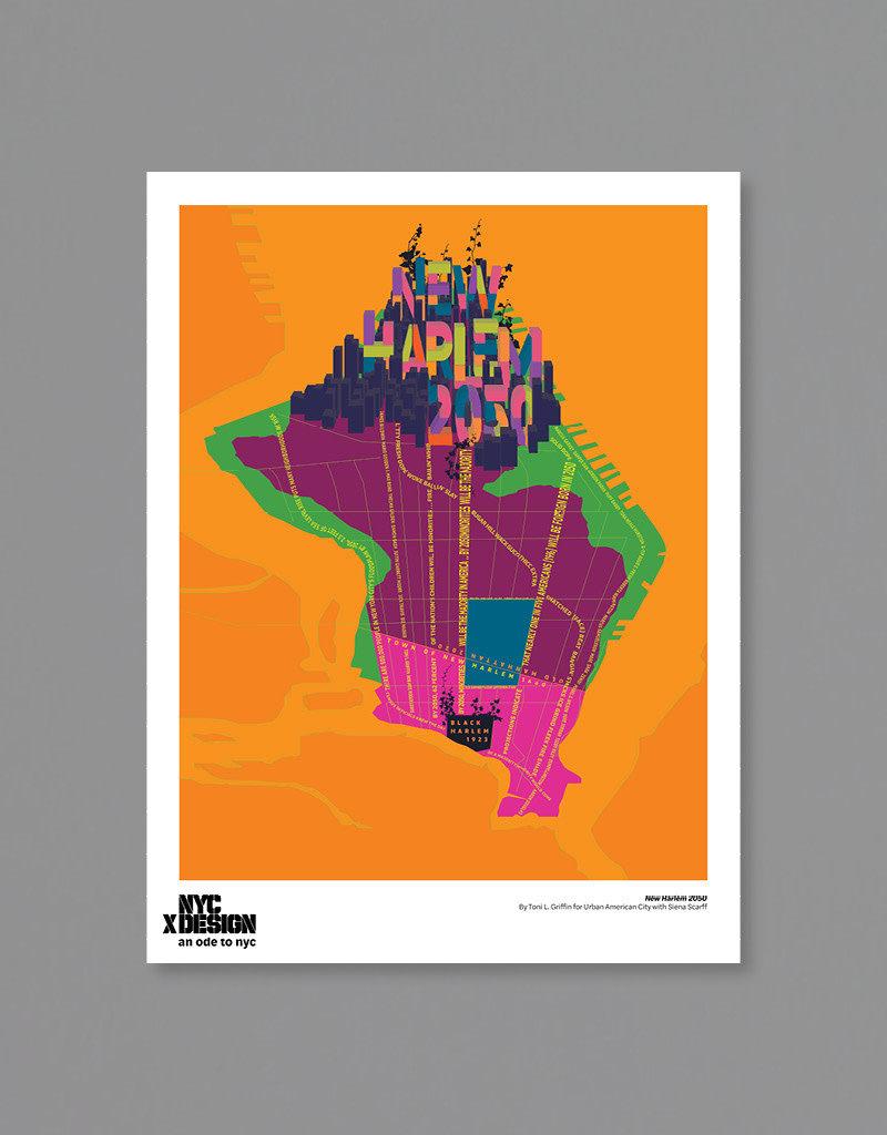 New Harlem 2050 - Toni L. Griffin