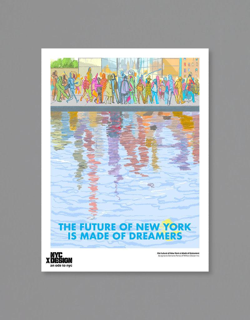 The Future of New York Is Made of Dreamers - Ignacio Serrano Perez