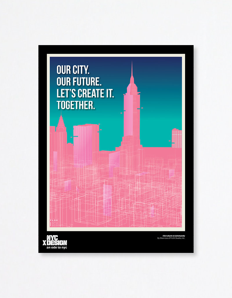 Sloan Leo: The Future Is Community, 2021