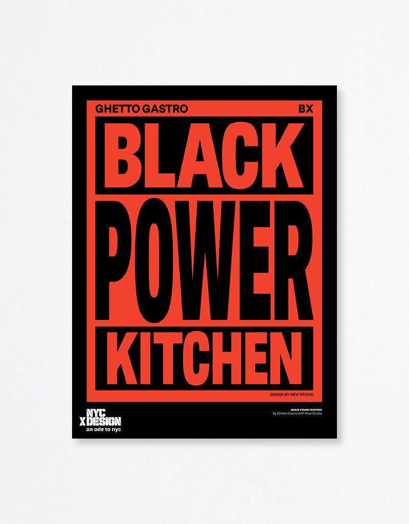 Black Power Kitchen by Ghetto Gastro