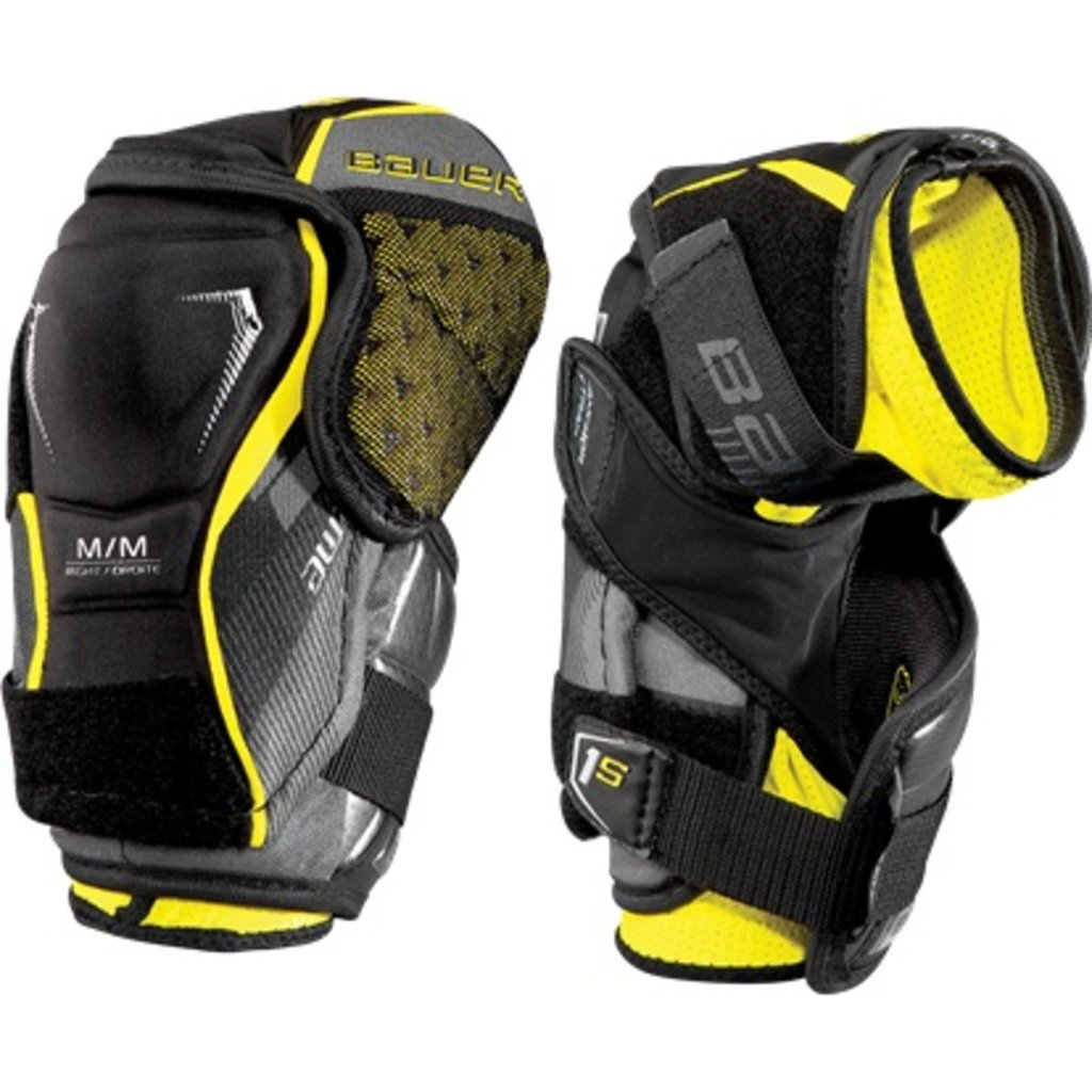 Bauer BAUER SUPREME 1S ELBOW PADS JR