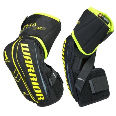 Warrior WARRIOR ALPHA QX3 ELBOW PADS JR