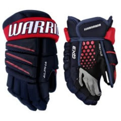 Warrior WARRIOR ALPHA QX3 GLOVE JR