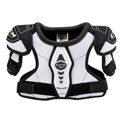 CCM CCM ULTRA TACKS SHOULDER PADS YTH
