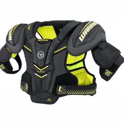 Warrior WARRIOR ALPHA QX SHOULDER PADS JR