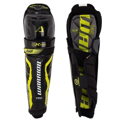 Warrior WARRIOR ALPHA QX PRO SHIN PADS JR