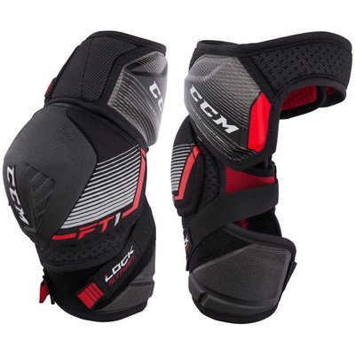 CCM CCM JETSPEED FT1 ELBOW PADS JR