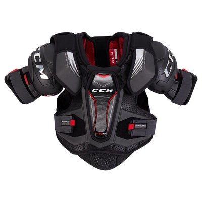 CCM CCM JETSPEED FT1 SHOULDER PADS JR