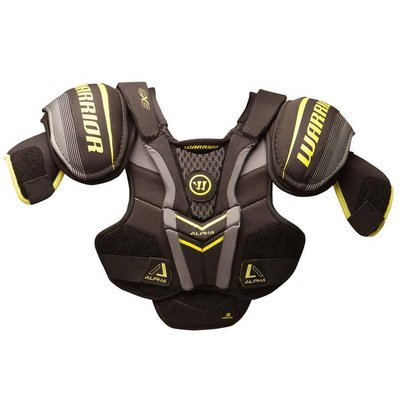 Warrior WARRIOR ALPHA QX3 SHOULDER PADS JR