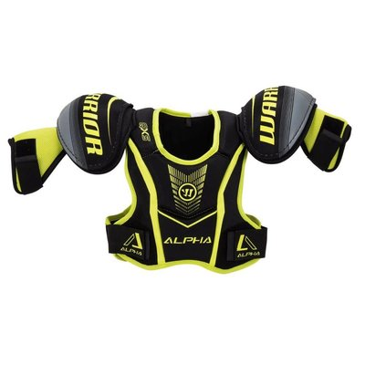 Warrior WARRIOR ALPHA QX5 SHOULDER PADS JR