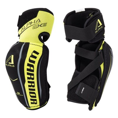 Warrior WARRIOR ALPHA QX5 ELBOW PADS JR