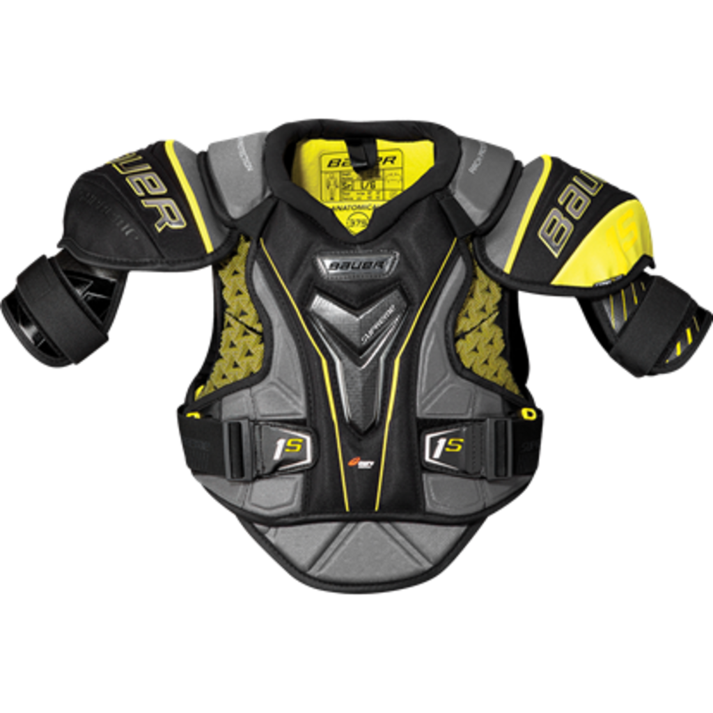 Bauer BAUER SUPREME 1S SHOULDER PADS JR