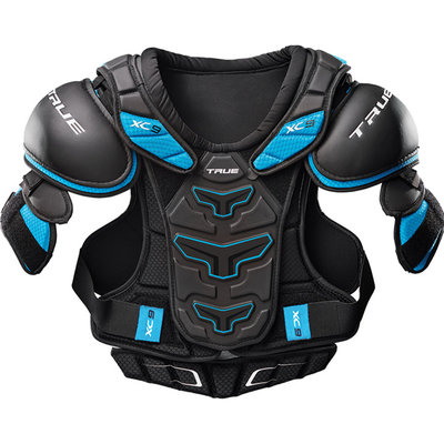 TRUE TRUE XC9 SHOULDER PADS JR