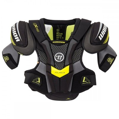 Warrior WARRIOR ALPHA QX PRO SHOULDER PADS JR