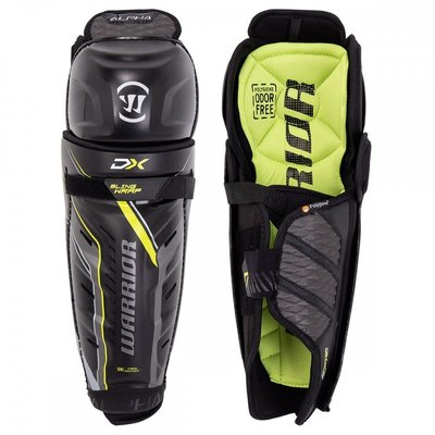 Warrior WARRIOR ALPHA DX SHIN PADS JR