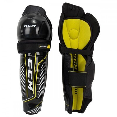 CCM CCM TACKS 9040 SHIN PADS JR