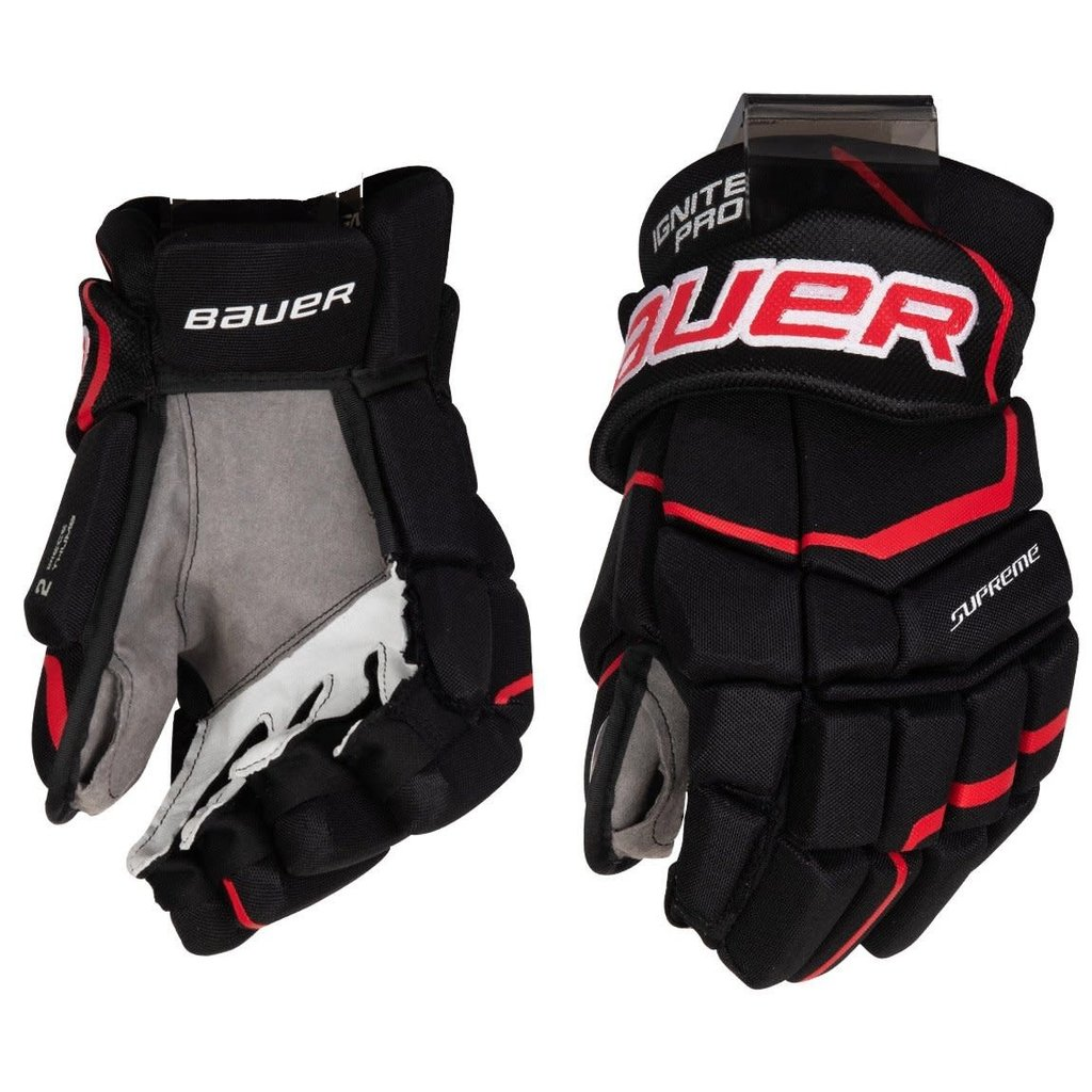 Bauer BAUER SUPREME IGNITE PRO GLOVE JR S19