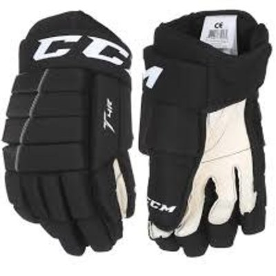 CCM CCM TACKS 4 ROLL GLOVE YTH