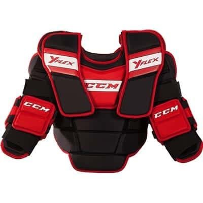 CCM CCM YFLEX SHIELD CHEST PROTECTOR YTH