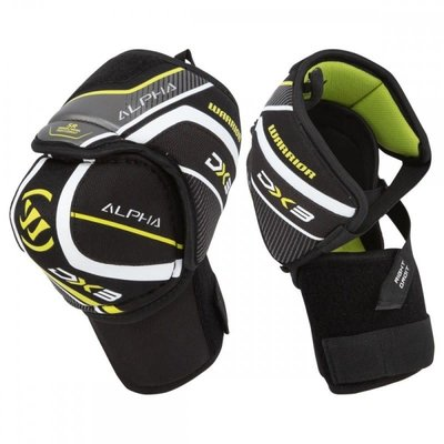 Warrior WARRIOR ALPHA DX3 ELBOW PADS JR
