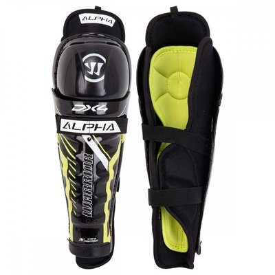 Warrior WARRIOR ALPHA DX4 SHIN PADS JR