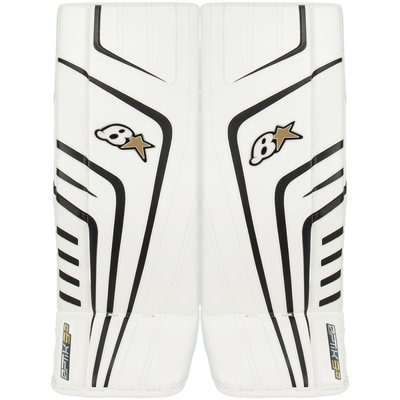 Brians BRIANS OPTIK 9.0 GOAL PADS JR