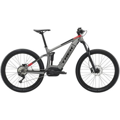 "Trek 19 TREK POWERFLY FS 5 CHARCOAL/BLACK S/15.5"" (DEMO)"