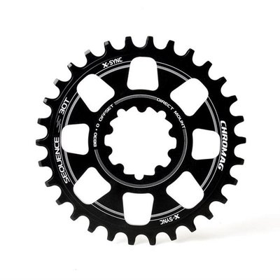 Chromag CHROMAG SEQUENCE BOOST CHAINRING DIRECT MOUNT