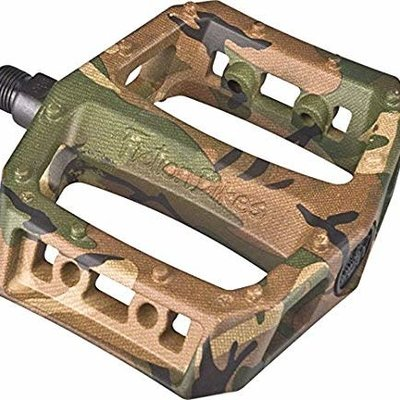 "Fiction FICTION MYTHOS PEDALS 9/16"" CAMO"