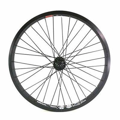 Alienation ALIENATION PBR FRONT WHEEL 10MM SEALED BLACK