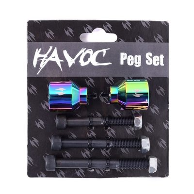 Havoc HAVOC PEG KIT SHORT