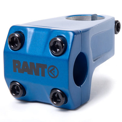 Rant RANT FRONTLOAD STEM BLUE