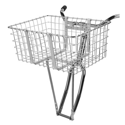 WALD #157-B DELIVERY BASKET CHROME