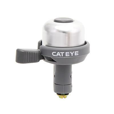 Cateye CATEYE WIND PB1000 BELL SILVER