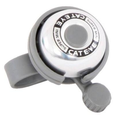 Cateye CATEYE SUPER MINI BELL PB-600 SILVER