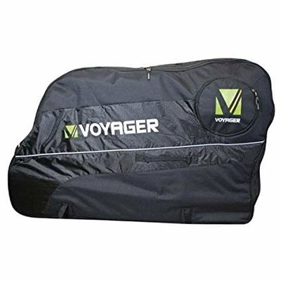 EVO EVO VOYAGER BIKE TRAVEL BAG W/ WHEELS