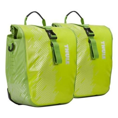 Thule THULE SHIELD PANNIER LARGE CHARTREUSE (PAIR)