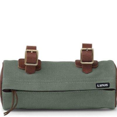 LINUS PIPETTE ARMY GREEN HANDLEBAR BAG
