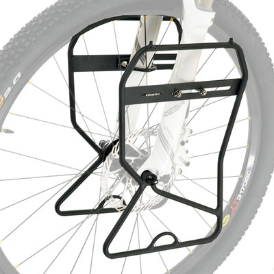 Axiom AXIOM JOURNEY FRONT DISC RACK BLACK