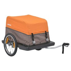 Croozer CROOZER CARGO TRAILER ORANGE/SAND