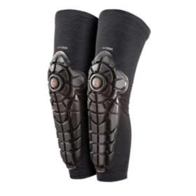 G Form G-FORM YOUTH ELITE KNEE-SHIN GUARD BLACK