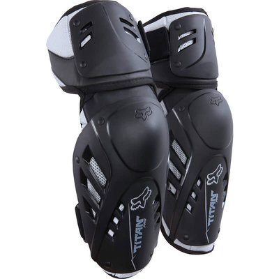 Fox FOX TITAN PRO ELBOW GUARD BLK L/XL