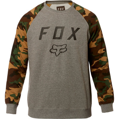 Fox FOX LEGACY FLEECE CREWNECK