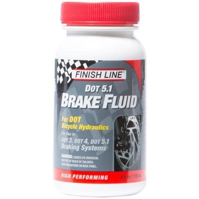 Finish Line FINISHLINE BRAKE FLUID DOT 4OZ