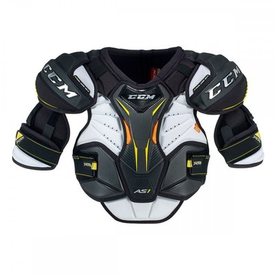 CCM CCM SUPER TACKS AS1 SHOULDER PADS JR
