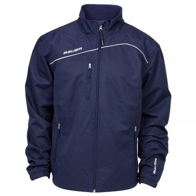 Bauer BAUER LIGHTWEIGHT WARM-UP JACKET YTH