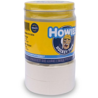 Howies HOWIES WAX PACK 3/CLEAR 2/WHT 1/WAX