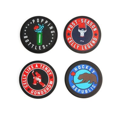 GONGSHOW COAST TO COASTERS 4-PACK