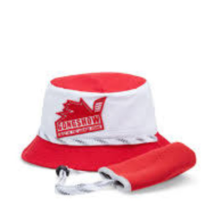 GONGSHOW CANADIAN CELLYS BUCKET HAT